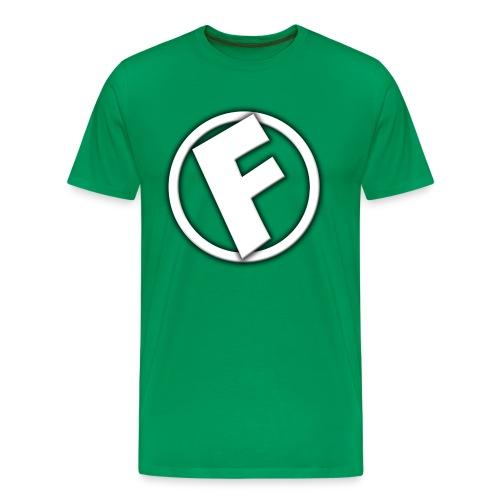 Men's DaBlueEyedFox T-Shirt - Men's Premium T-Shirt