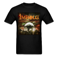T-Shirts ~ Men's T-Shirt ~ Imbolg Album Black Men's shirt