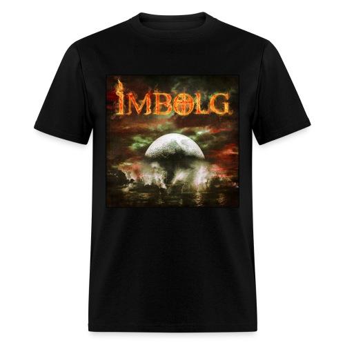 Imbolg Album Men's shirt in Black  - Men's T-Shirt