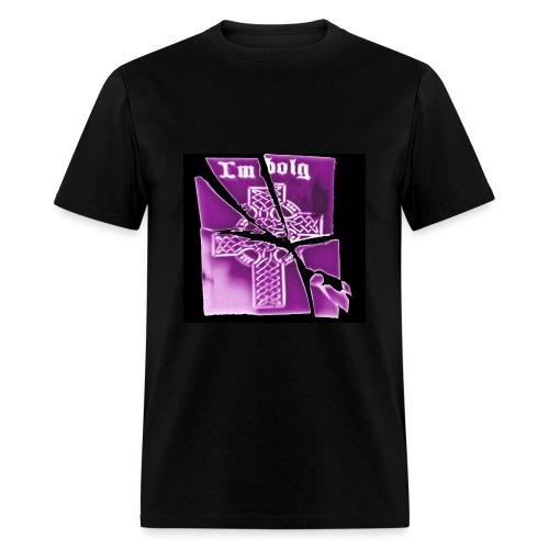 Imbolg Shattered Men's Shirt - Men's T-Shirt