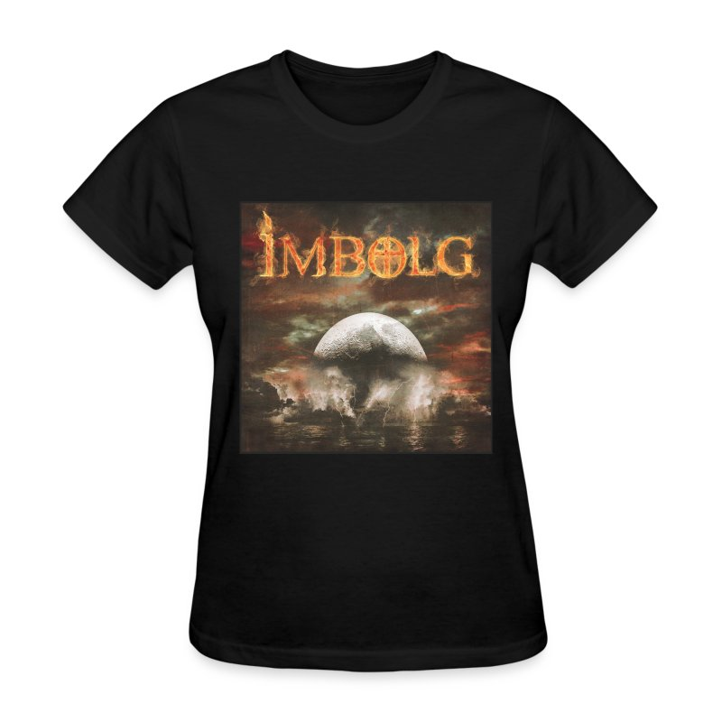 Imbolg Album Black Women's shirt - Women's T-Shirt