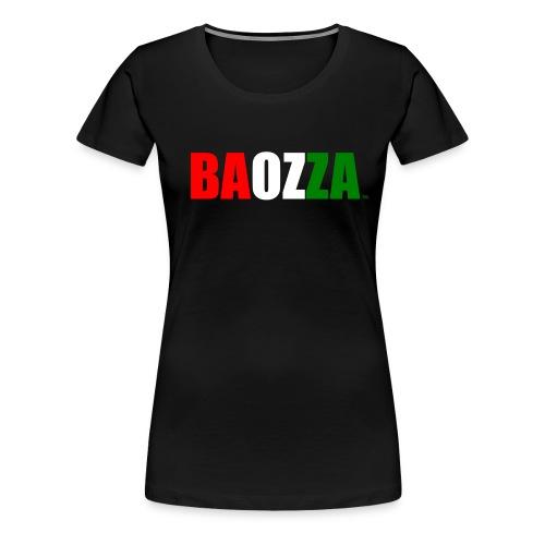 Baozza T-Shirt (Women's) - Women's Premium T-Shirt