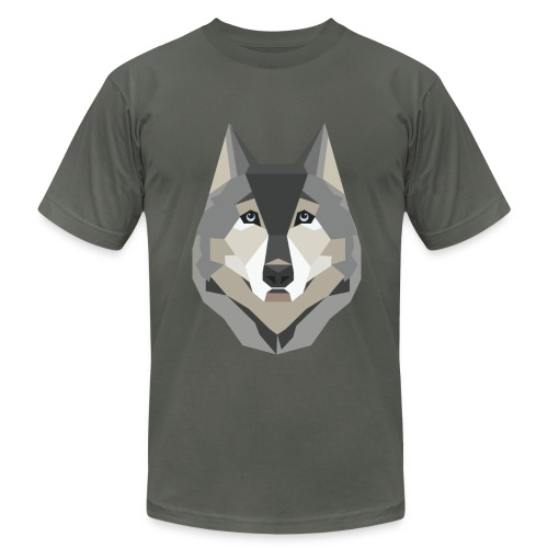 Geometric Husky T-Shirt - Mens - Men's  Jersey T-Shirt