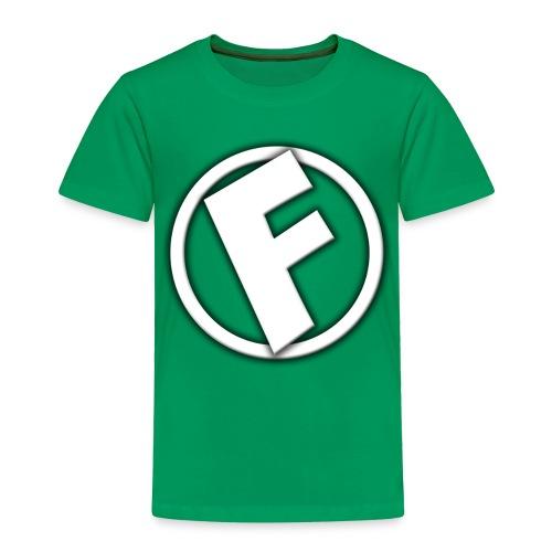 Toddler's DaBlueEyedFox Premium T-Shirt - Toddler Premium T-Shirt