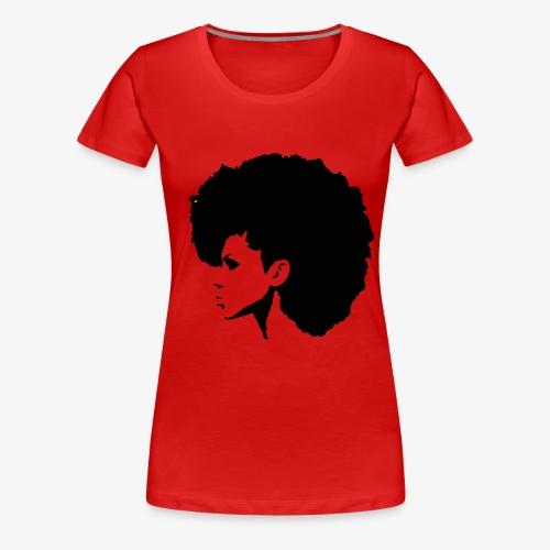 AFRO QUEEN - Women's Premium T-Shirt