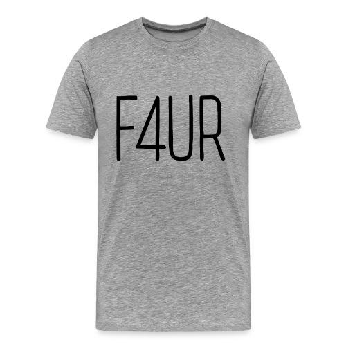 Four - Men's Premium T-Shirt