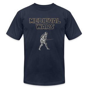 Medieval Wars - Men's Fine Jersey T-Shirt