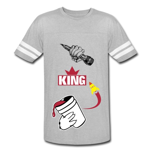 FOREIGN KING  - Vintage Sport T-Shirt