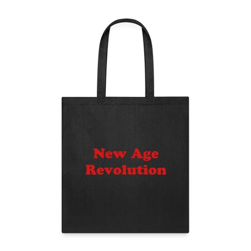 New Age Black Revolutionary Backpack - Tote Bag