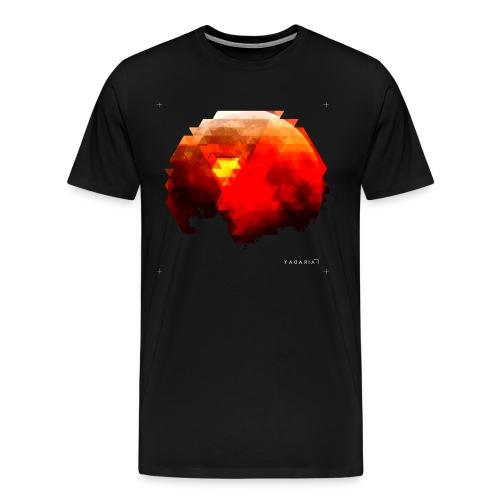 Blood Moon 01 - Men's Premium T-Shirt