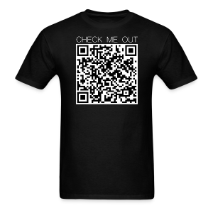 Check Me Out Mens - Men's T-Shirt