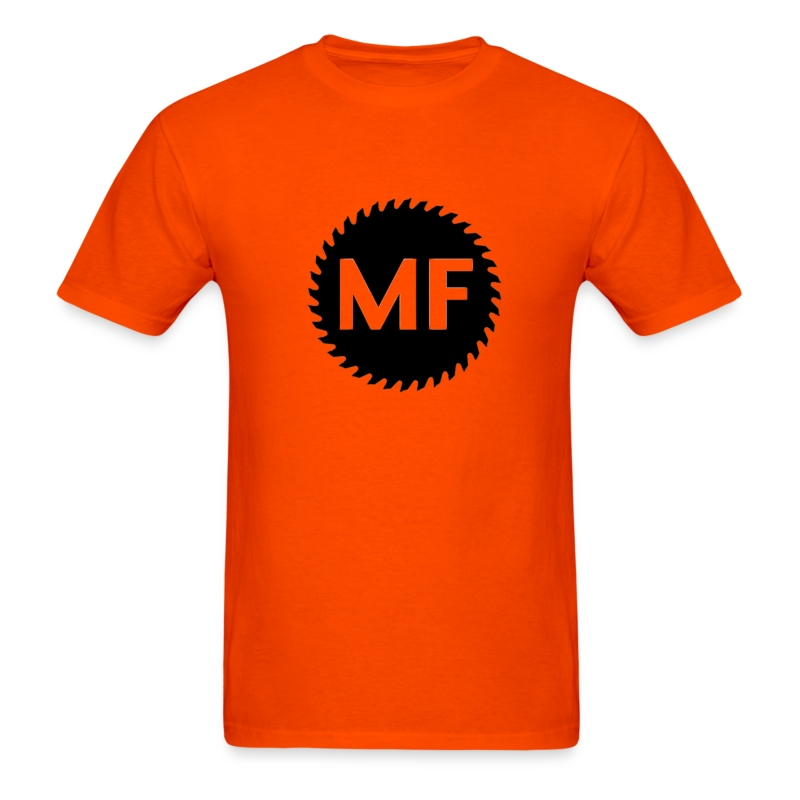 MF Saw Blade - Men's T-Shirt