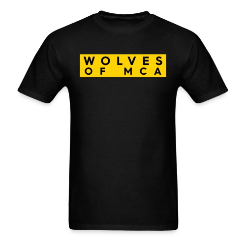 WOMCA Logo tee - Men's T-Shirt