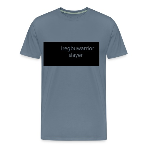 My channel name! - Men's Premium T-Shirt