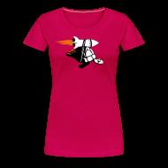 T-Shirts ~ Women's Premium T-Shirt ~ Rocket Tortoise - Women's
