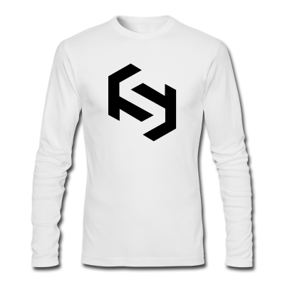 theSmagann Special (Black Design) - Men's Long Sleeve T-Shirt by Next Level