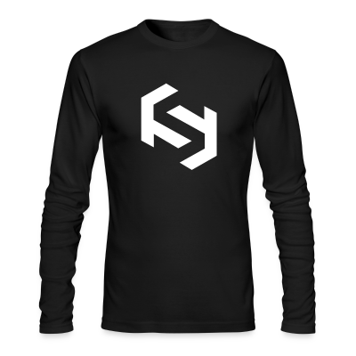 theSmagann Special (White Design) - Men's Long Sleeve T-Shirt by Next Level