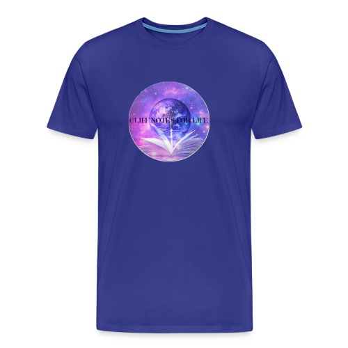 Cliff Notes for Life - Gents - Men's Premium T-Shirt