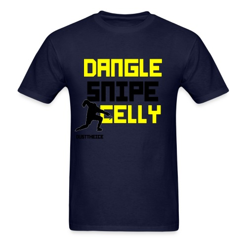 Dangle snipe celly t-shirt - Men's T-Shirt