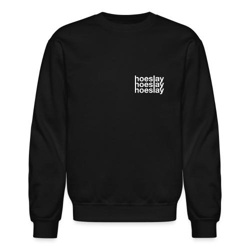 hoeslay logo crewneck - Crewneck Sweatshirt