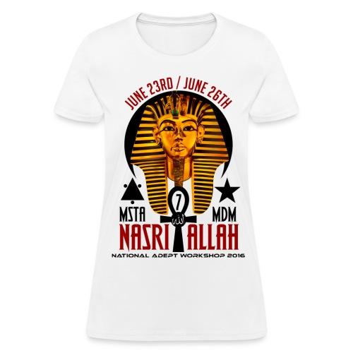 Women's 2016 MSTA Adept Workshop T-shirt - Women's T-Shirt