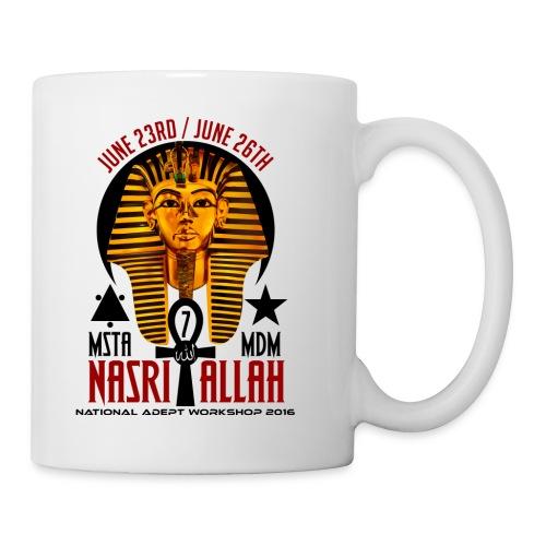 2016 MSTA Adept Workshop Tea Cup - Coffee/Tea Mug