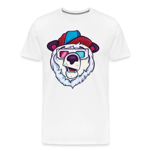 polar bear t-shirt - Men's Premium T-Shirt