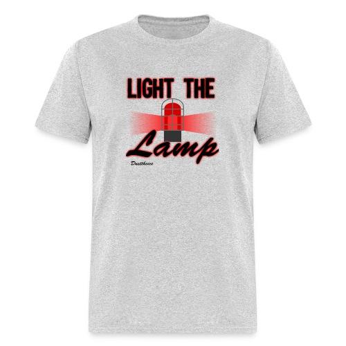 Light the lamp t-shirt - Men's T-Shirt