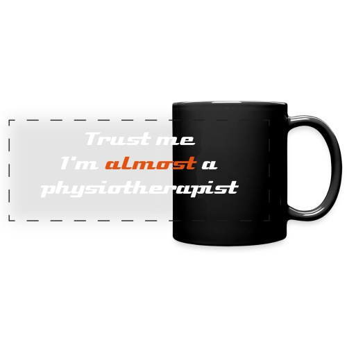 Full Color Panoramic Mug - student,physiotherapy,physio,physical therapy