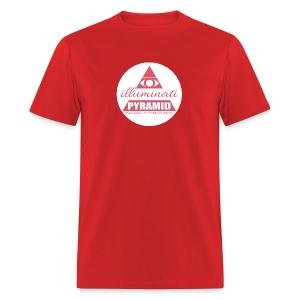 Red Pyramid - Men's T-Shirt