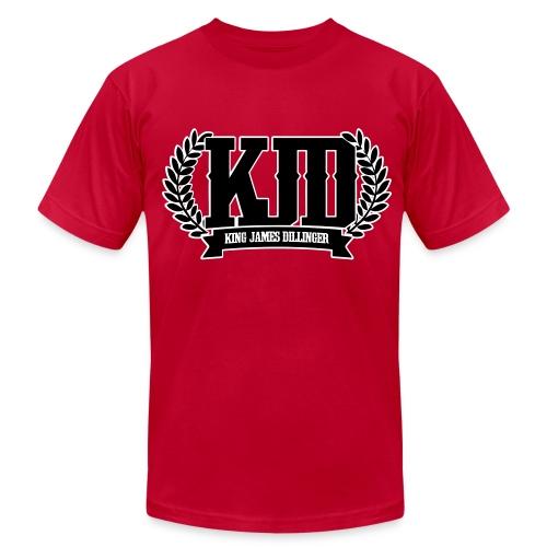 Limited Edition KJD Tee - Men's Fine Jersey T-Shirt