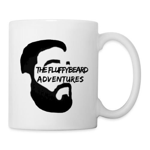 FluffyBeard Adventures Mug - Coffee/Tea Mug