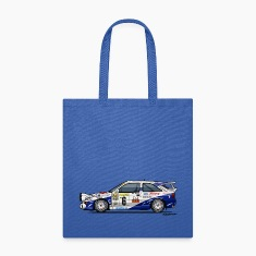 Ford Escort RS Cosworth Rally Monte Carlo Bags & backpacks
