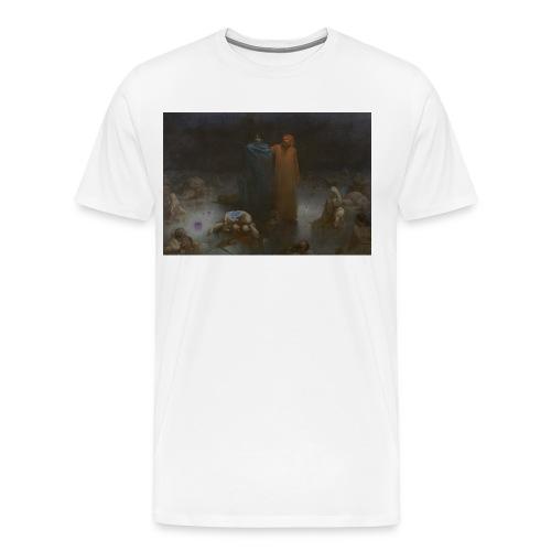 RUN LIKE HELL COVER TEE - Men's Premium T-Shirt