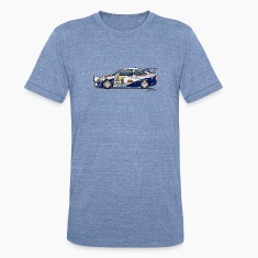 Ford Escort RS Cosworth Rally Monte Carlo T-Shirts