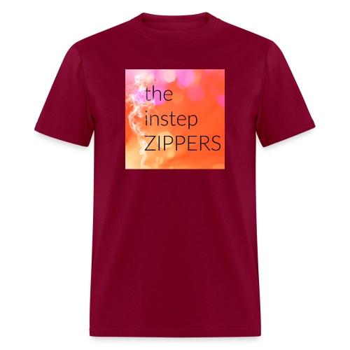 The Instep Zippers - Men's T-Shirt