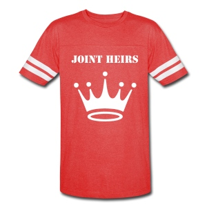 Joint Heirs Jersey - Womens - Vintage Sport T-Shirt