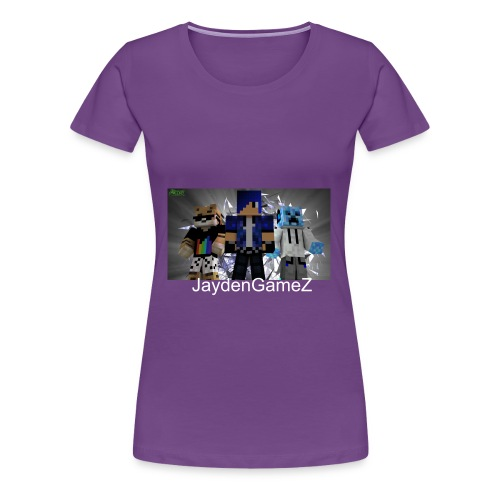 girl t shirt - Women's Premium T-Shirt