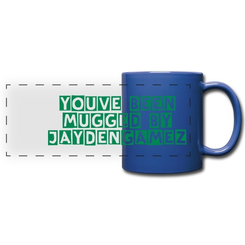 youve been mugged - Full Color Panoramic Mug