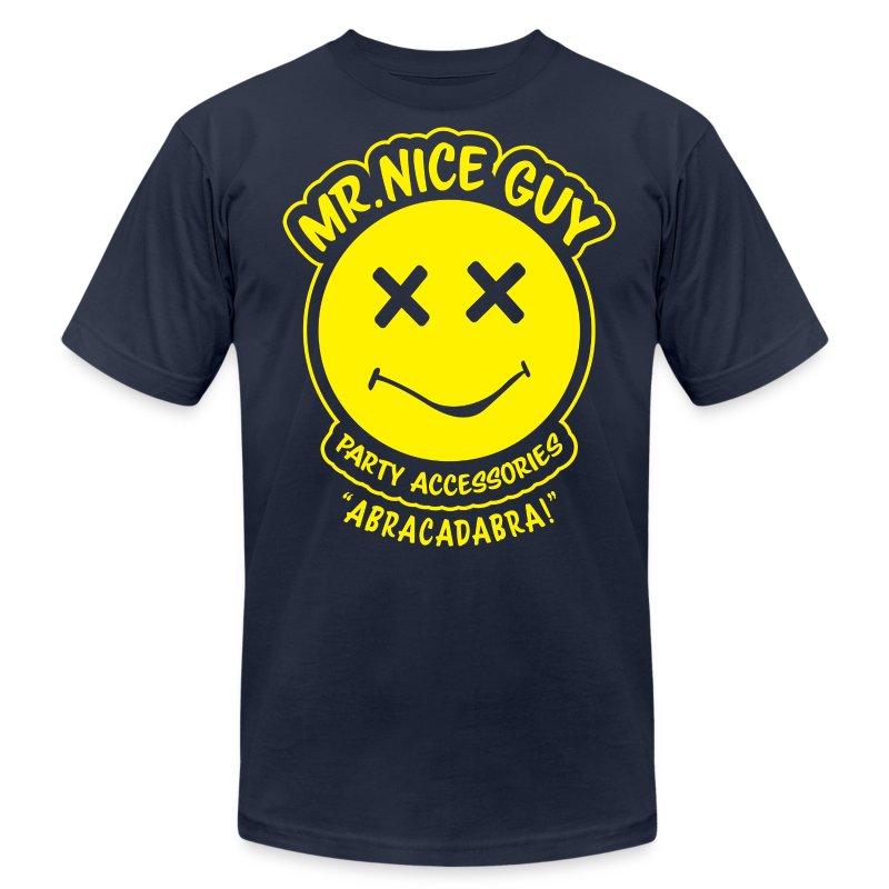 mr nice guy abracadabra t shirt spreadshirt