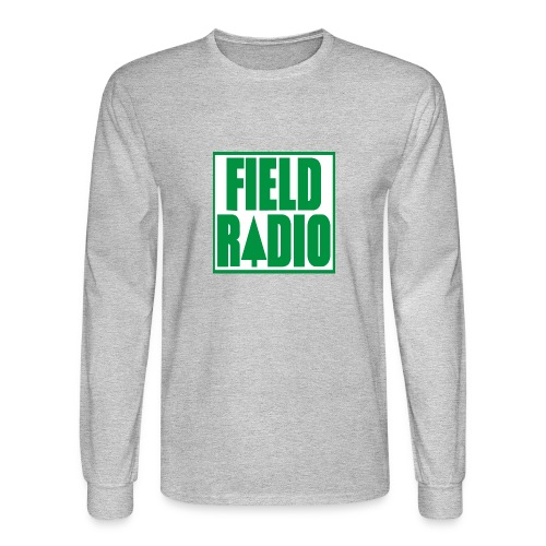 Field Radio Long Sleeve Tee (Men's) - Men's Long Sleeve T-Shirt