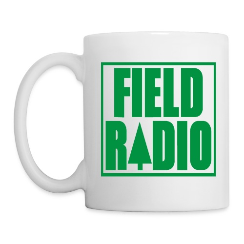 Field Radio Coffee Mug - Coffee/Tea Mug