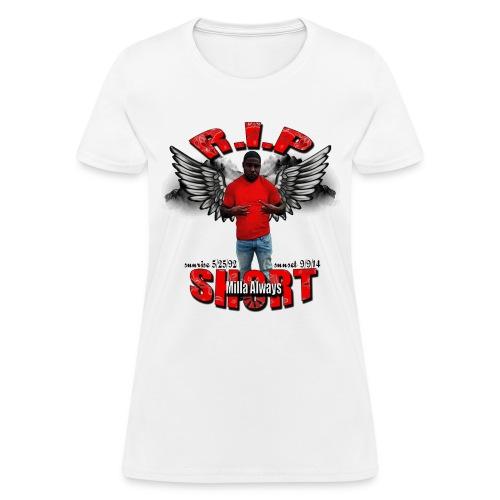 RIP SHORTY - Women's T-Shirt