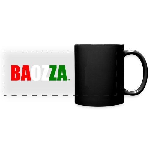 Baozza Coffee Mug - Full Color Panoramic Mug