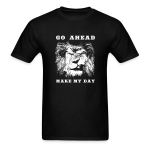 Make my day - Shirt - Men's T-Shirt