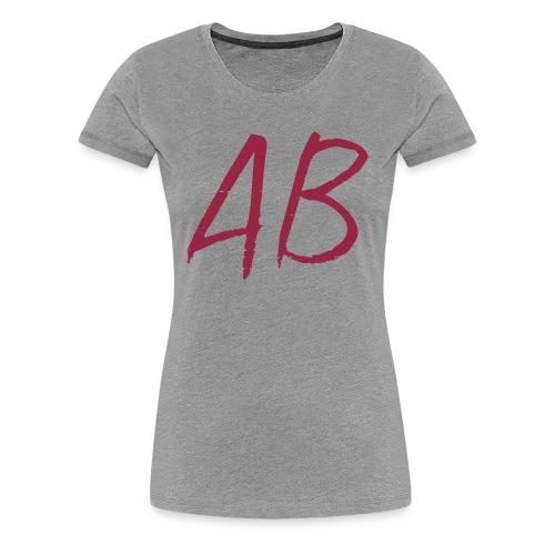 AB 2016 (Girl) - Women's Premium T-Shirt