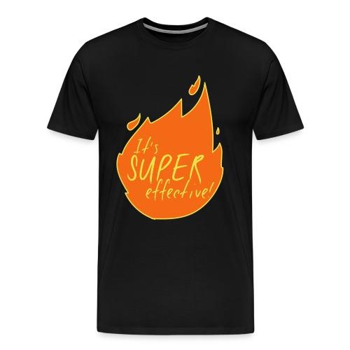 It's SUPER effective! - Men's Premium T-Shirt