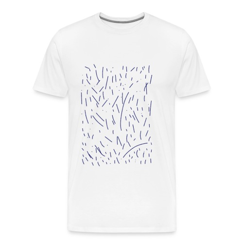 Rainy-day #1 - Men's Premium T-Shirt