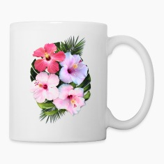 AD Flowers Mugs & Drinkware