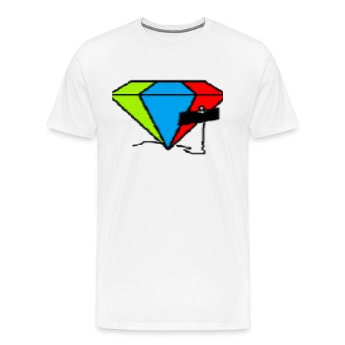 Gemstone Men's Premium T-Shirt - Men's Premium T-Shirt